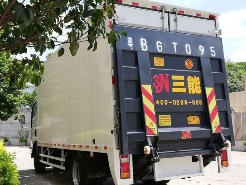 4.2m truck tail lift